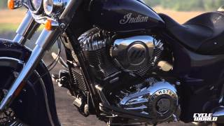 8. Indian Chief Classic - BEST CRUISER of 2014