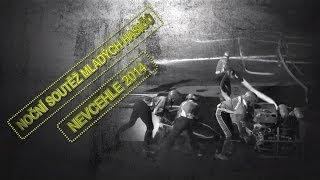 Noční soutěž mladých hasičů Nevcehle 2014