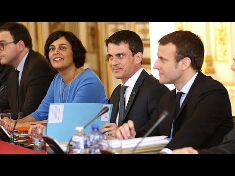 Γαλλία: Υποχωρήσεις της κυβέρνησης στην εργασιακή μεταρρύθμιση