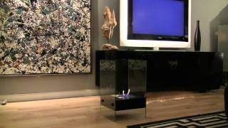 The unique and stylish Hudson model Anywhere Fireplace™ will add elegance and sophistication to your space, indoors or outdoors. Not small, yet not big, but ...