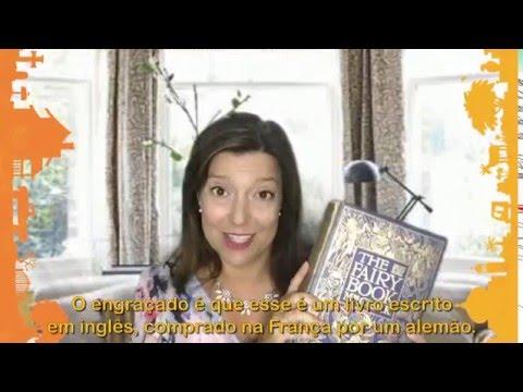"""Lisa Papademetriou fala sobre """"Uma história incomum sobre livros e magia"""""""