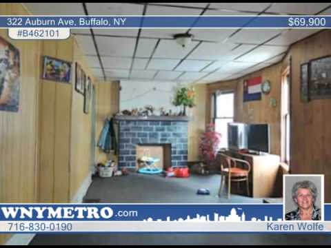 322 Auburn Ave  Buffalo, NY Homes for Sale | wnymetro.com
