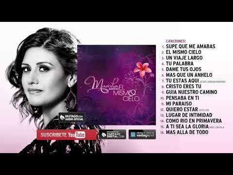 1 hora de música con Marcela Gandara ( Audio Oficial_