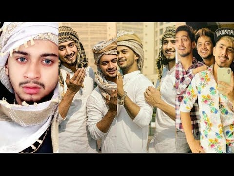 Friday Special Tik Tok Videos Of Mr Faisu, Hasnain, Adnaan, Faiz Baloch & Team07..♥♥