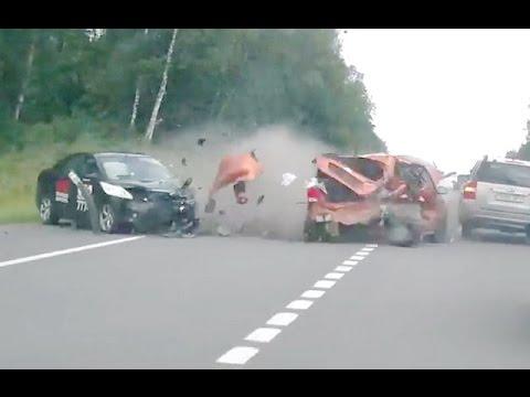 Подборка аварий и дтп от 03 08 16