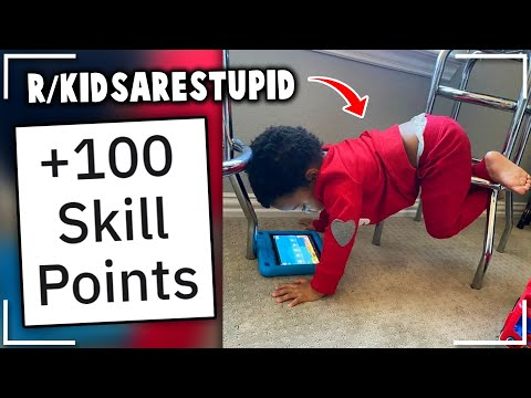 """r/kidsarestupid 
