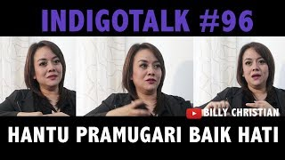 Video Hantu Pramugari Baik Hati IndigoTalk #96 Billy Christian & Ridha Nara MP3, 3GP, MP4, WEBM, AVI, FLV Maret 2019