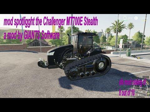 Challenger MT700E Stealth v1.0.0.0