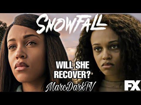 SNOWFALL SEASON 4 WILL MELODY EVER RECOVERY?