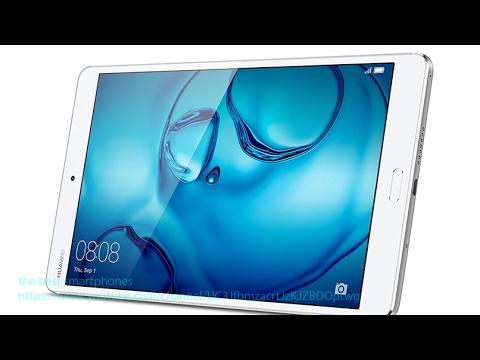 Huawei + Harman Kardon MediaPad M3 Review 8.0 Octa Core