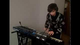 Alt-J - Nara (John Edward Farrago Cover) (live looping)