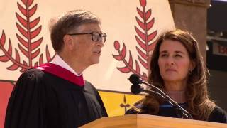 Bill and Melinda Gates' 2014 Stanford Commencement Address full download video download mp3 download music download