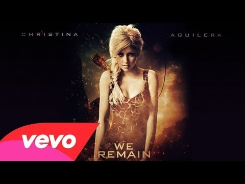 Christina Aguilera - We Remain lyrics