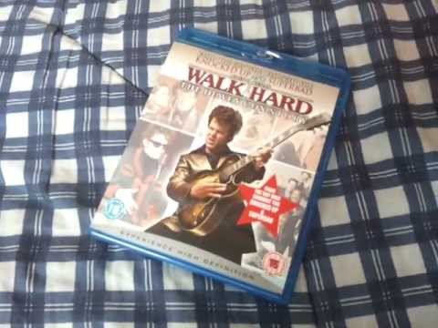 Walk Hard The Dewey Cox Story Blu-Ray Unboxing