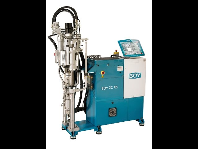 Mini Enjeksiyon Makinesi