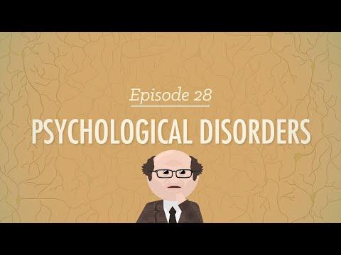 Psychological Disorders: Crash Course Psychology #28