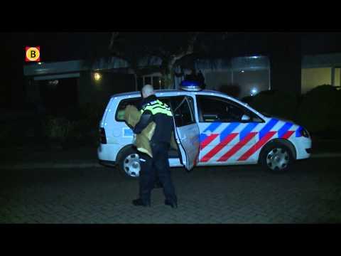 Politie massaal op de been bij inval in huis Den Bosch