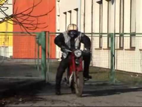 Jak jouda kupoval prvni motorku :D