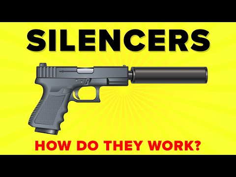 How Does a Silencer Actually Work?