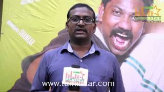 Tamizh Selvan at Kubeer Movie Team Interview