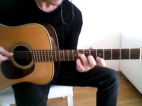 Pink Floyd – Shine On You Crazy Diamond – Acoustic Guitar Cover Fingerstyle