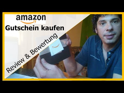 Amazon Gutschein kaufen Review - das ist zu beachten |Video 1