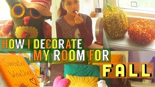 Download Lagu How I decorate my room for FALL | WonderFALL series🍁 Mp3