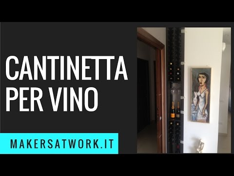 Fai da Te - Cantinetta per vino
