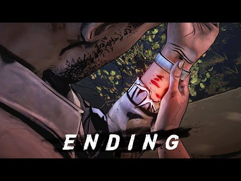 LEE GOT BITTEN 😢 | The Walking Dead Season 1 - Episode 4 ENDING (Part 2)