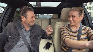 Video Apple Music — Carpool Karaoke — Chelsea Handler and  Blake Shelton Preview MP3, 3GP, MP4, WEBM, AVI, FLV November 2017