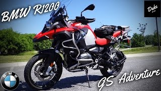 6. 2016 BMW R1200GS Adventure | First Ride & Review