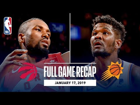 Video: Full Game Recap: Suns vs Raptors   Toronto & Phoenix Go Down To The Wire