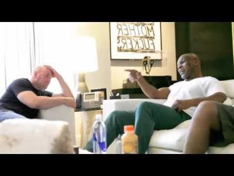 Dana White UFC 118 Video Blog wMike Tyson  Aug 23