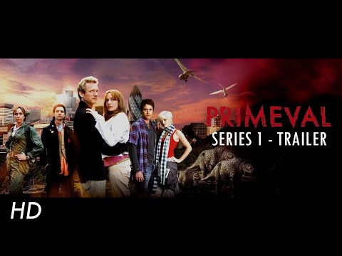 Primeval - Series 1 Trailer (HD)
