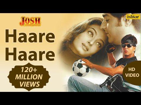 Haare Haare - HD VIDEO   Aishwarya Rai & Chandrachur Singh   Josh   90's Bollywood Romantic Song