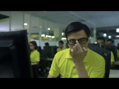 Video of MyDigi - OCS Self Service