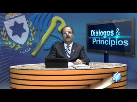 Assistam o programa: Diálogos e Princípios com o Pastor Mário Lima, no dia 20 de fevereiro