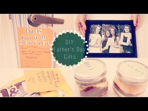 fathers day gift - Here is also my Mother's Day DIY video. I think most of these would also be great for Father's Day if you change them up a bit! https://www.youtube.com/watch...