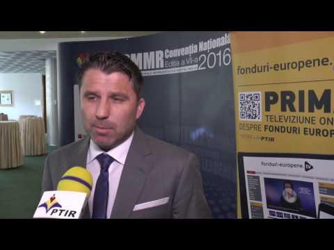 Mediul de afaceri din zona rurala - Vali Priceputu, Vicepreședinte CNIPMMR