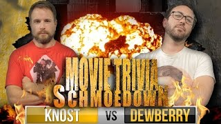 Movie Trivia Schmoedown - Matt Knost Vs Eliot Dewberry by Collider