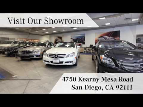 Mercedes-Benz of San Diego - Visit our showroom!