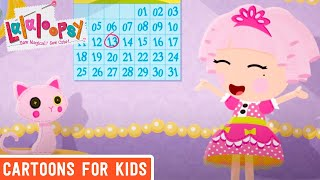 Lalaloopsy webisode jewel sparkles 39 un birthday party for Lalaloopsy jewel sparkle coloring pages