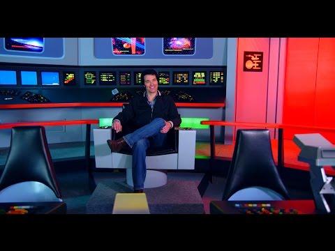 Star Trek fan rebuilds entire set from original blueprints