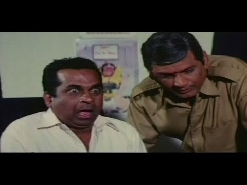 Uncle Comedy Scene | Students Reveals Brahmanandam's Secrets Affairs