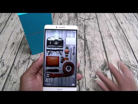 Huawei Honor Note 8 Unboxing and First Impressions