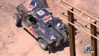 Dakar 2014 Accidente Carlos Sainz