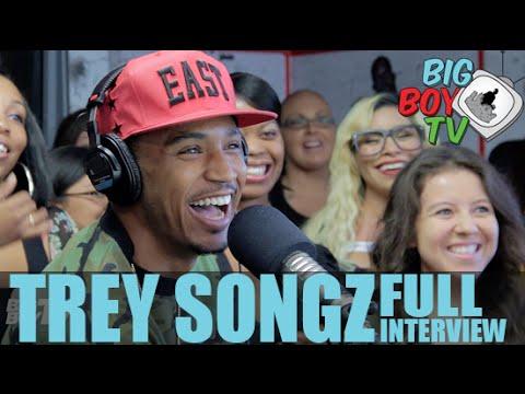 Trey Songz FULL INTERVIEW | BigBoyTV