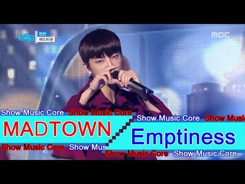 [HOT] MADTOWN - Emptiness, 매드타운 - 빈칸 Show Music core 20160716