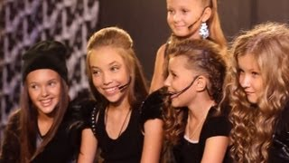 Open Kids - Show Girls (Making of Official Music Video 2012)