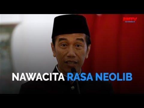 Nawacita  Rasa Neolib
